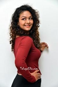 Aditi Myakal Latest Photos