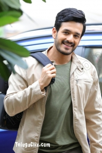 Akhil HD in Most Eligible Bachelor