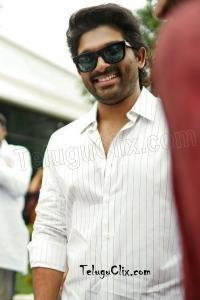 Allu Arjun HD Candid