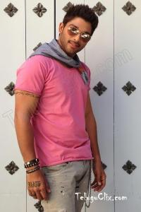 Allu Arjun HD Still