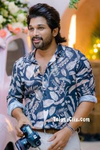 Allu Arjun Latest Ultra HD AVPL