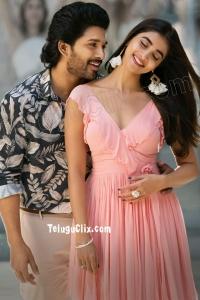 Allu Arjun - Pooja Hegde HD Butta Bomma Song AVPL