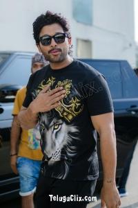 Stylish Star Allu Arjun HD