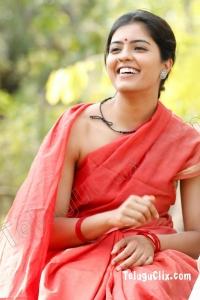 Amritha Aiyer UHD Saree in 30 Rojullo Preminchadam Ela