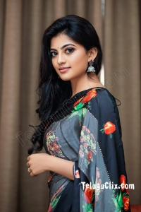 Anandhi in Saree HD