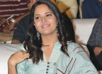 Anasuya at F2 Success Meet