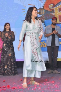 Anasuya Dance at F2 Success Meet