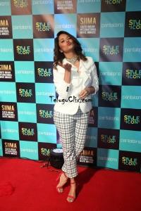 Anasuya at Siima Awards 2019 Red Carpet
