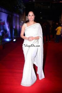 Anasuya at Zee Cine Awards Telugu 2018