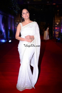 Anasuya at Zee Cine Awards Telugu 2018