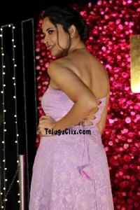 Anasuya HD at Zee Cine Awards Telugu 2020