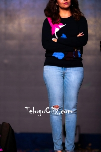 Anasuya Pics HD in T Shirt Jeans