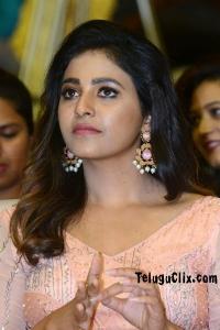 Anjali at Nishabdham movie Pre Release