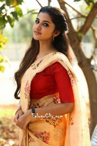 Anupama Parameswaran in Saree HD Rakshasudu