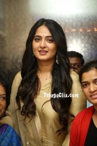 Anushka Shetty at Nishabdham Pre Release