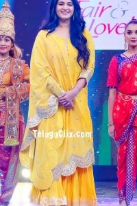 Anushka Shetty Babugari intlo Butta Bhojanam
