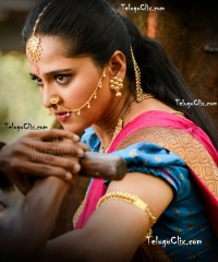 Anushka Shetty UHD Wallpaper