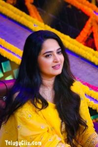 Anushka Shetty Ugadi 2020 Zeetelugu