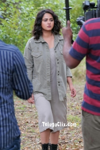 Anushka Shetty in Nishabdham HD