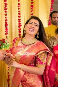 Archana Shastry in Saree HD Pics
