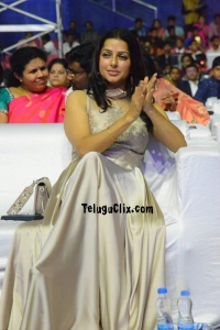 Bhumika at Zee Cine Awards Telugu 2020