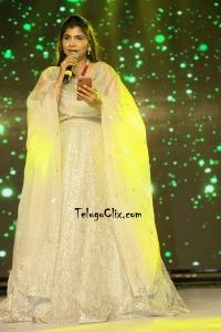 Singer Chinmayi