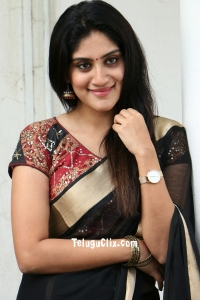 Dhanya Balakrishna in Saree HD Photos
