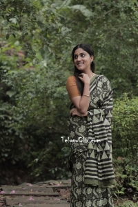 Dhanya Balakrishna in Saree