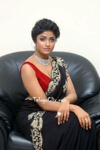 Dimple Hayati Saree HD Photos
