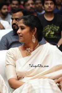 Actress Easwari Rao  Saree