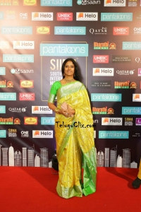 Easwari Rao at Siima Awards 2019