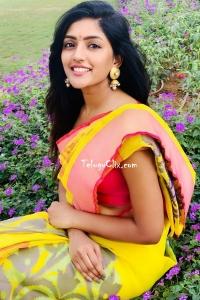 Eesha Rebba in Saree 2019