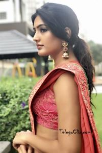 Eesha Rebba Saree