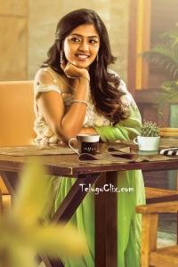 Eesha Rebba Saree HD