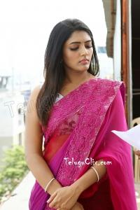 Eesha Rebba HD Saree Raagala 24 Gantallo