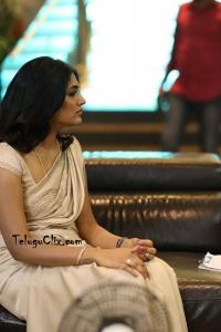 Eesha Rebba in Saree Raagala 24 Gantallo