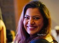 Geetha Madhuri Smile