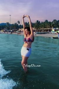 Hamsa Nandini in Bikini Hot