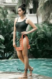 Hamsa Nandini in Bikini HQ Stills