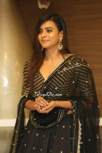 Hebah Patel at 24 Kisses Audio Pre Release