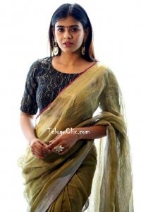 Hebah Patel in Saree Photoshoot