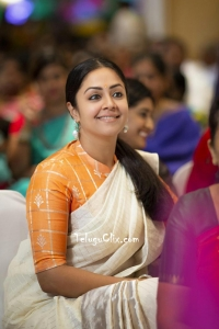 Jyothika in Saree