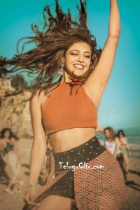Kajal Aggarwal Hot in Ranarangam HD