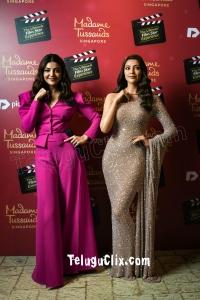 Kajal Aggarwal HD Madame Tussauds Singapore