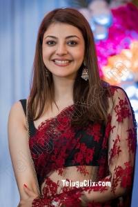 Kajal Aggarwal Ultra HD in Saree