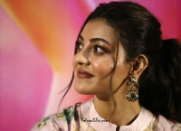 Kajal Aggarwal HQ Comali Trailer Launch