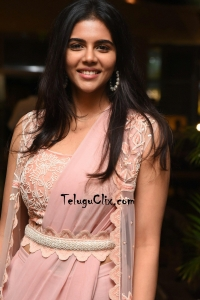 Kalyani Priyadarshan in Saree HD Photos