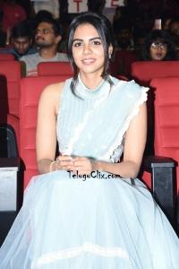 Kalyani Priyadarshan at Chitralahari Pre Release Event