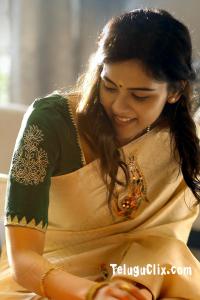 Kalyani Priyadarshan HD in Saree