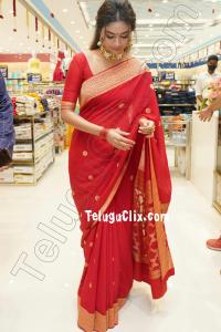 Keerthy Suresh in Saree UHD